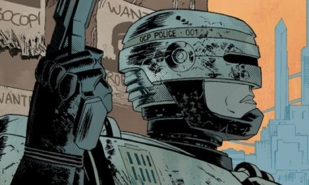 ROBOCOP: THE LAST STAND On Comic Shelves Now!