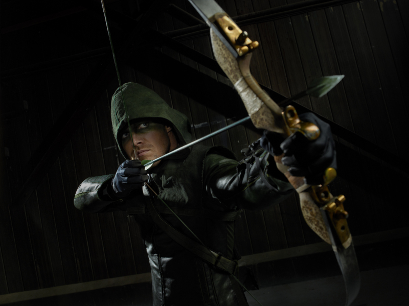 ARROW Season 2 Premiere Review