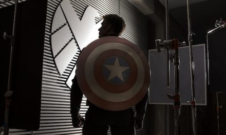 CAPTAIN AMERICA: THE WINTER SOLDIER Trailer Online!