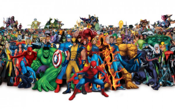 Nerd Rants: A True Marvel Cinematic Universe