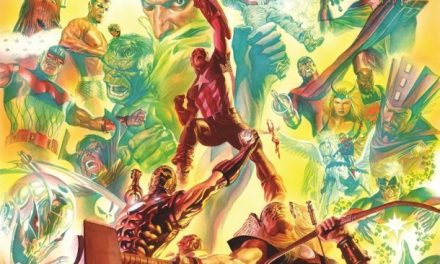Marvel and Alex Ross Celebrate 75 Years of Awesome!