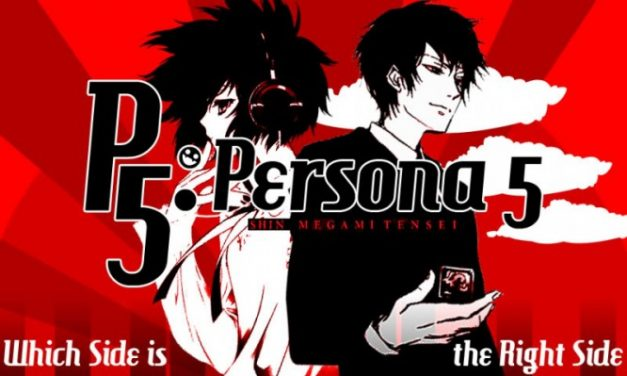 PERSONA 5 Announced Along with Two Other New PERSONA Games