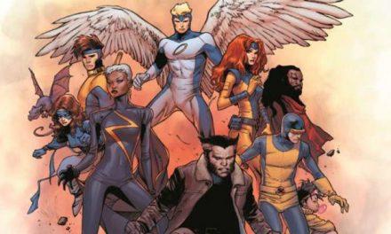 X-MEN GOLD #1 Comic Book Review