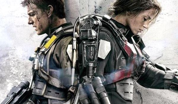 EDGE OF TOMORROW Movie Trailer