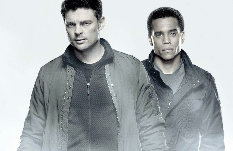 ALMOST HUMAN Pilot Review