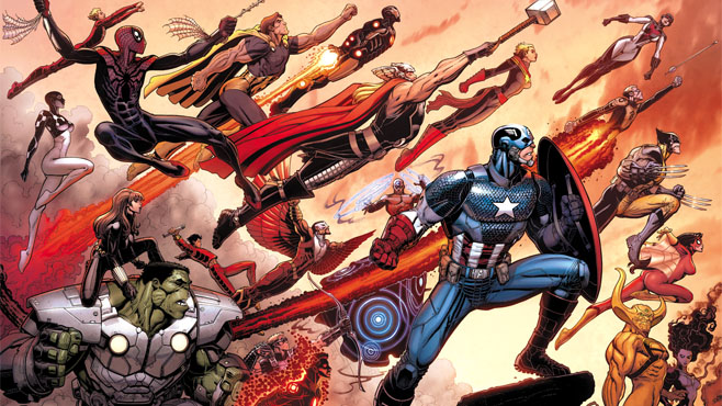 ALL-NEW MARVEL NOW! Lineup Made Easy (February 2014 Edition)