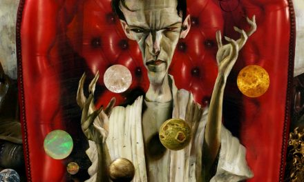 SANDMAN OVERTURE #1 Comic Book Review