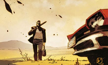 DEAD BODY ROAD #1 Comic Book Review