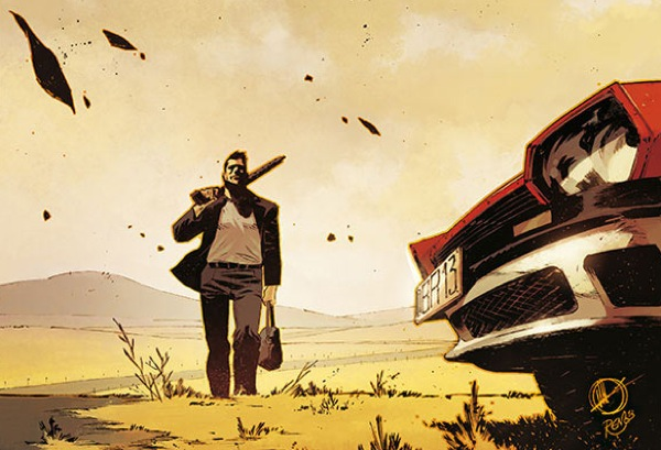 DEAD BODY ROAD #1 Comic Book Review