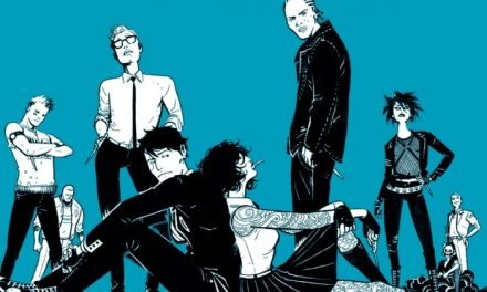 DEADLY CLASS #1 Comic Book Review