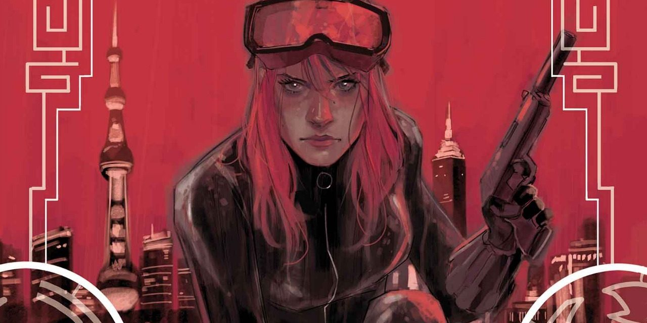 BLACK WIDOW #1 Comic Book Review