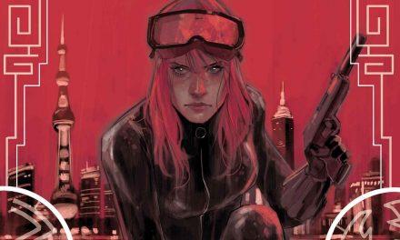 BLACK WIDOW #1 Comic Book Review