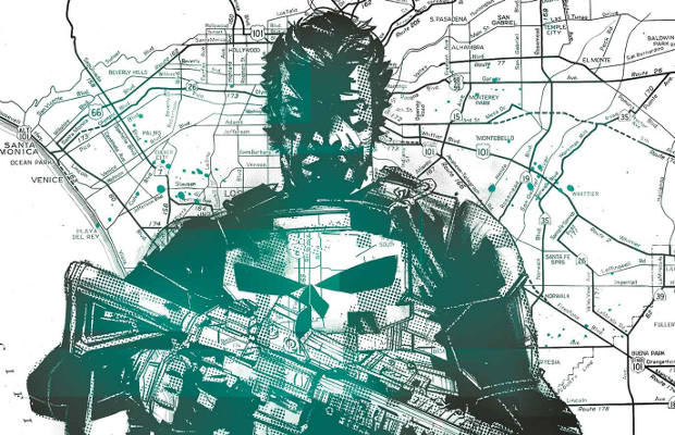 THE PUNISHER #1 (2014) Comic Book Review