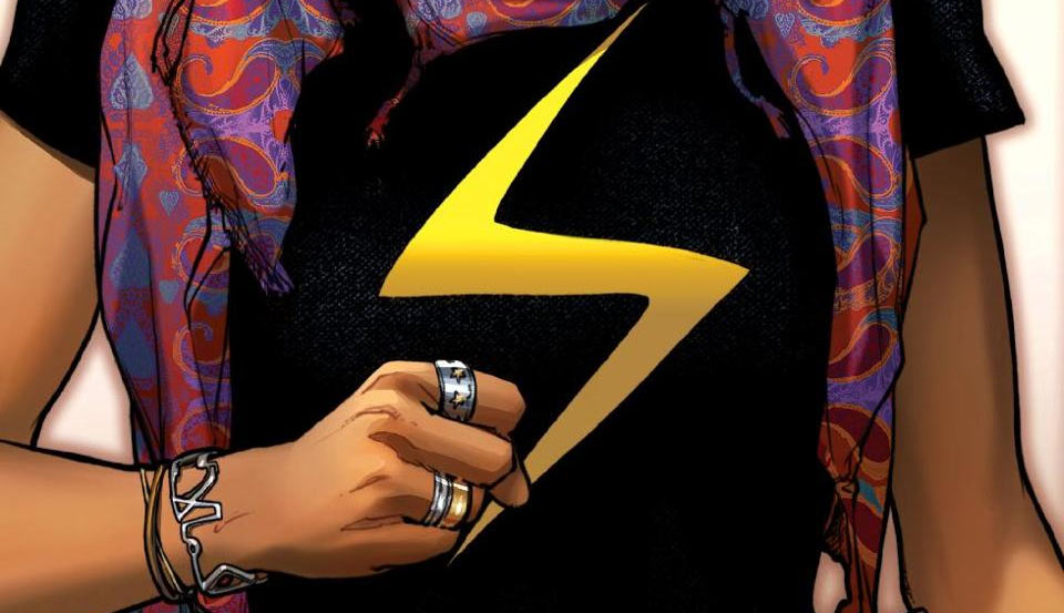 MS. MARVEL #1 (2014) Comic Book Review