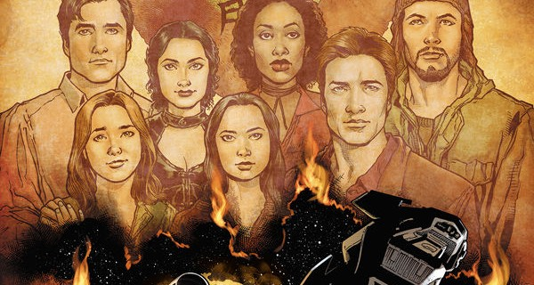 SERENITY: LEAVES ON THE WIND #1 Comic Book Review