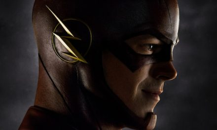 First Image of Grant Gustin as THE FLASH!