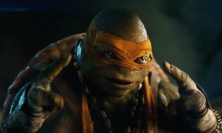 Cowabunga! It's the TEENAGE MUTANT NINJA TURTLES Teaser Trailer!