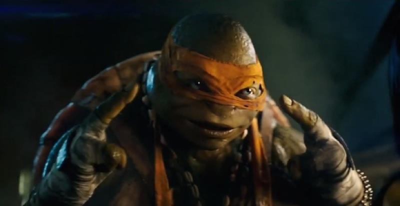 Cowabunga! It's the TEENAGE MUTANT NINJA TURTLES Teaser Trailer!