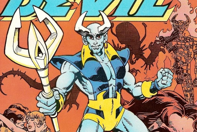 Could 'Blue Devil' Appear in ARROW Season 3!?