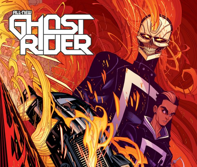 ALL-NEW GHOST RIDER #1 Comic Book Review