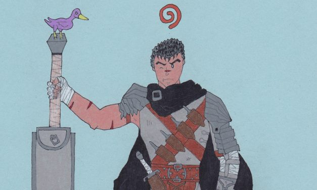 Hidden Gems: BERSERK: GOLDEN AGE ARC TRILOGY