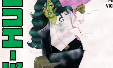 SHE HULK (2014) #1-3 Comic Book Review