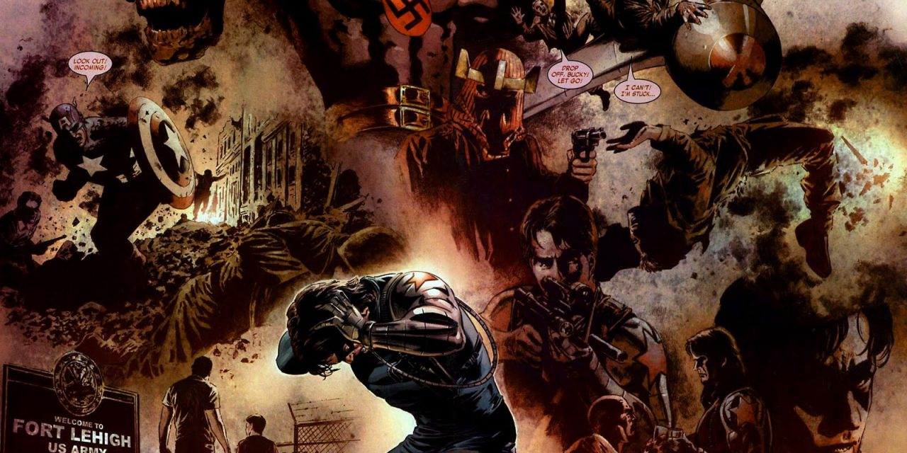 CAPTAIN AMERICA: WINTER SOLDIER Comic Book Review