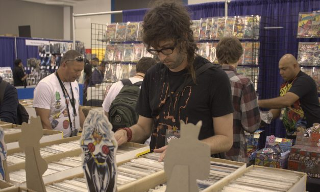 Field Trip: Big Wow ComicFest 2014