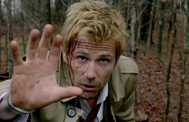 NBC's CONSTANTINE Extended TV Trailer!