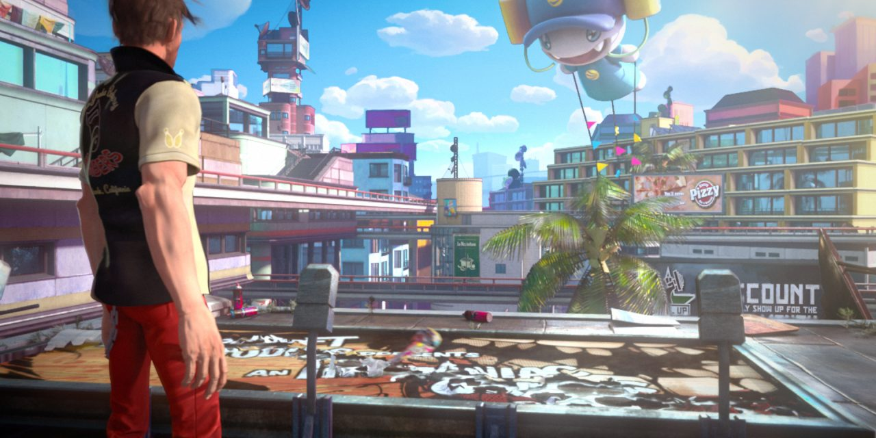 XBOX ONE's Exclusive SUNSET OVERDRIVE Gameplay Trailer