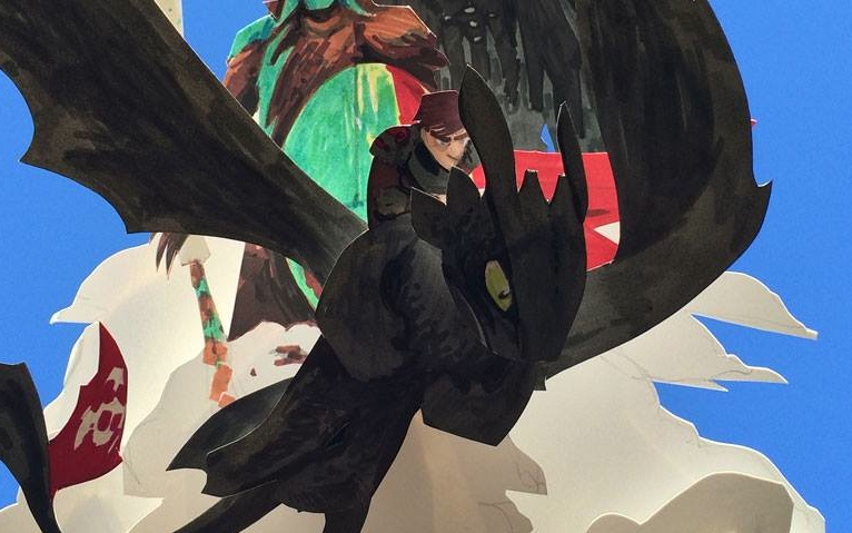 HOW TO TRAIN YOUR DRAGON 2 Movie Review