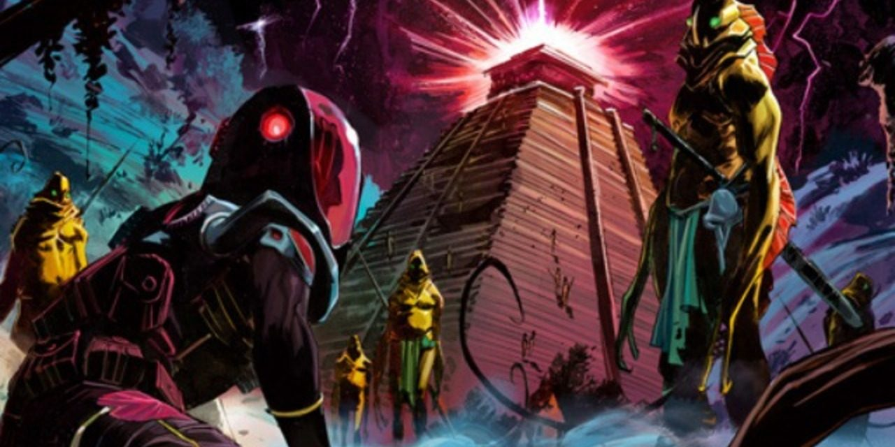 BLACK SCIENCE VOL.1: HOW TO FALL FOREVER Comic Book Review