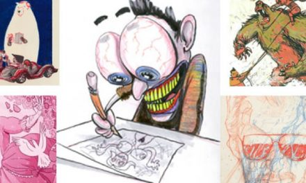Second QUICK DRAW SF Live Drink and Draw Event this Thursday!