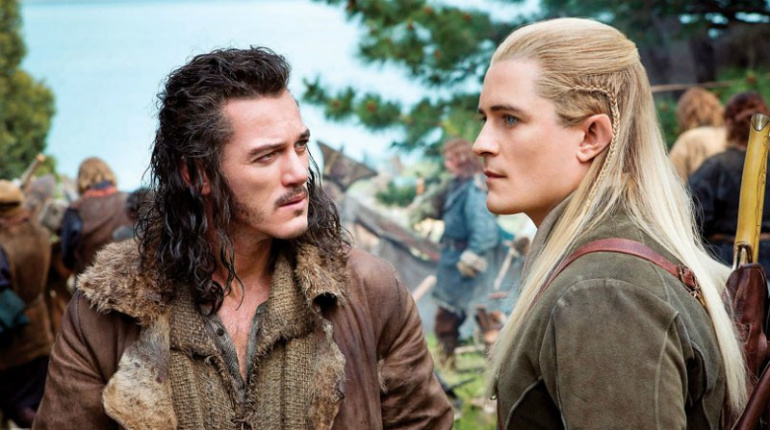 THE HOBBIT: THE BATTLE OF FIVE ARMIES Movie Trailer