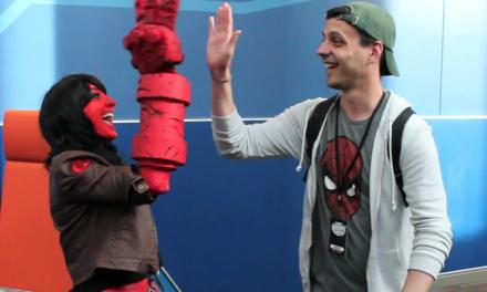 50 High-Fives at BigWOW! Comicfest 2014