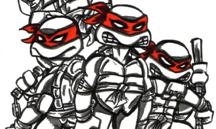 Hidden Gems: TEENAGE MUTANT NINJA TURTLES – THE ULTIMATE VISUAL HISTORY