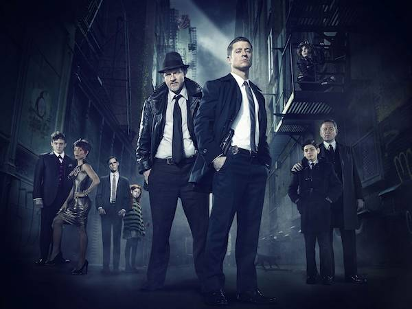 GOTHAM Series Premiere Review