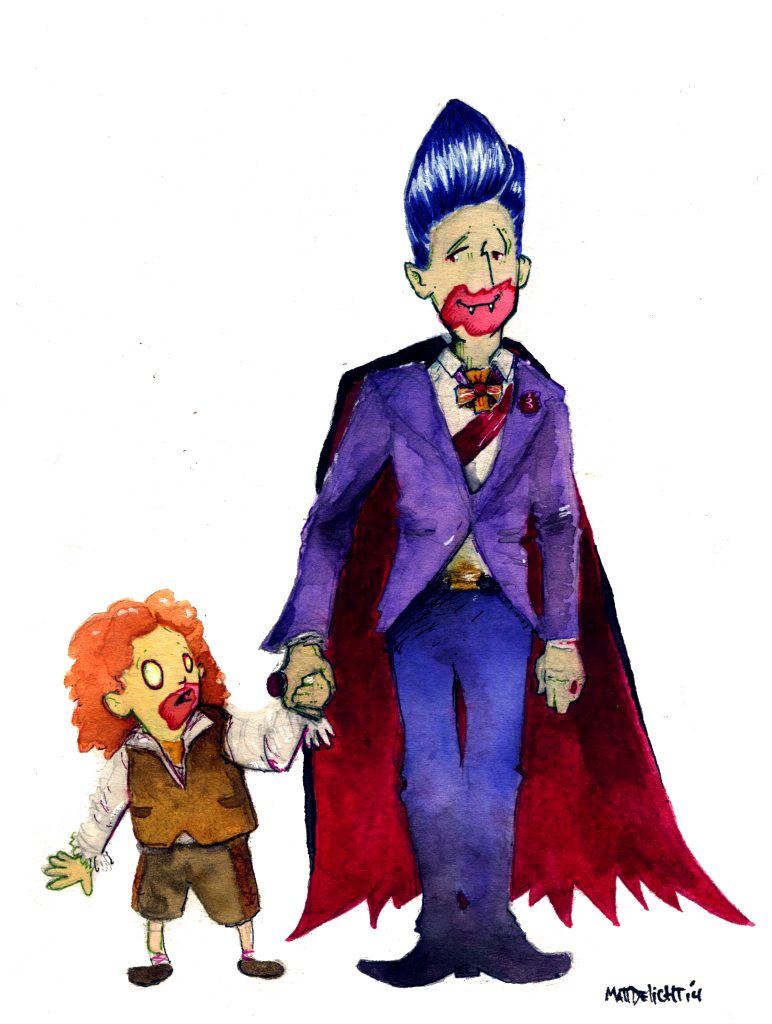 drac and son