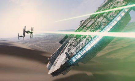 STAR WARS: THE FORCE AWAKENS Official Teaser Trailer