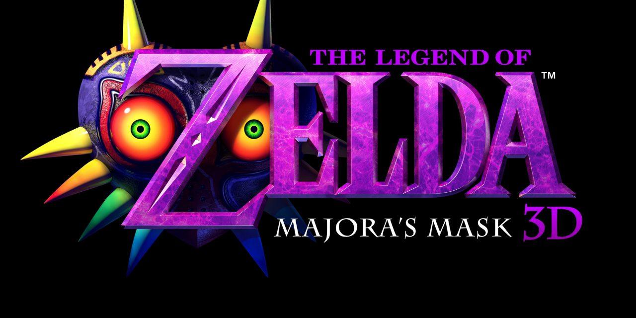THE LEGEND OF ZELDA: MAJORA'S MASK 3D Trailer