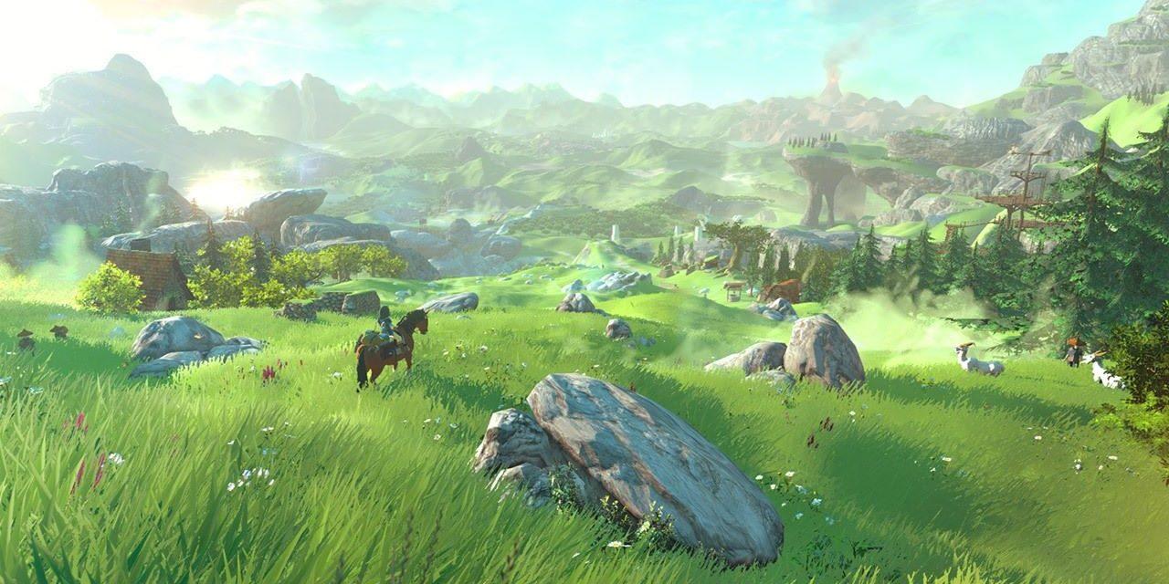 New THE LEGEND OF ZELDA Wii U Gameplay Footage