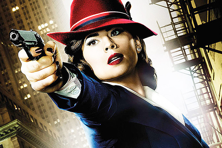 AGENT CARTER Series Premiere Review