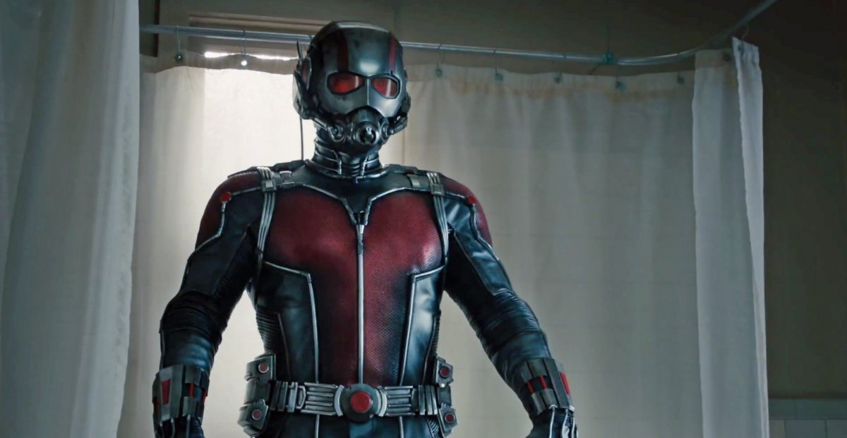 Marvel's ANT-MAN Trailer is Here!