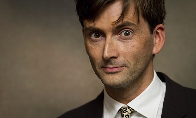 David Tennant Cast in JESSICA JONES Netflix Series
