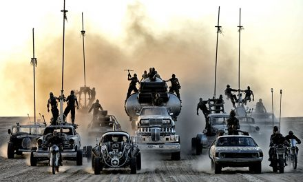 Newest MAX MAX: FURY ROAD Trailer Explodes Your Face!