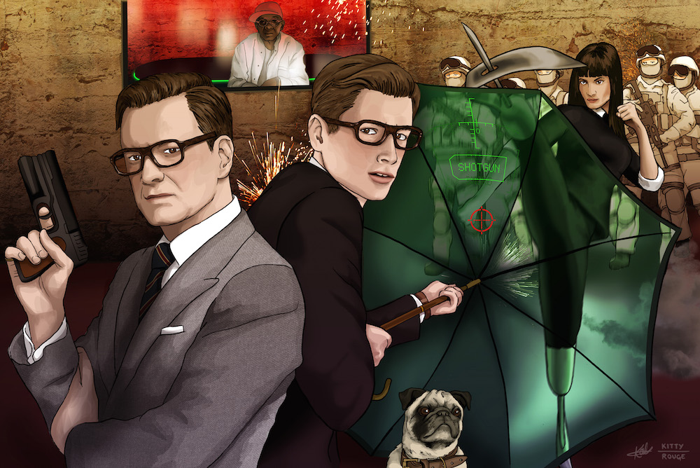 Kingsman Illustration (final) resize
