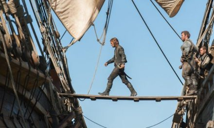 BLACK SAILS Season 2 Premiere Review