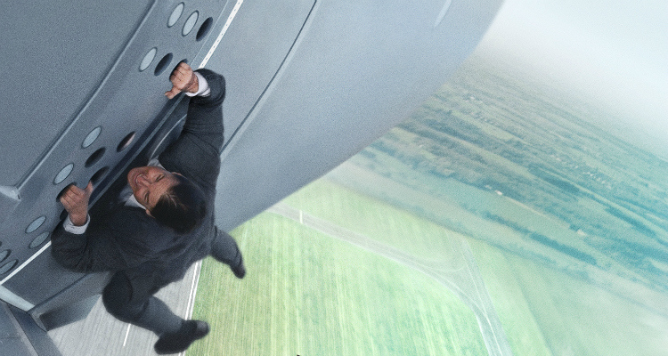 MISSION: IMPOSSIBLE ROGUE NATION Teaser Trailer