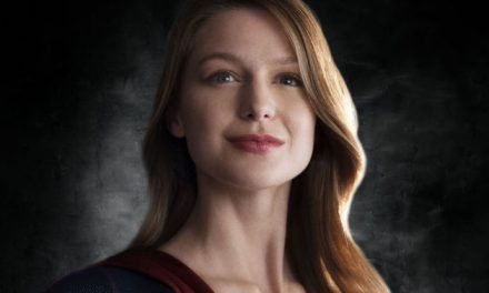 First Look at SUPERGIRL for Upcoming CBS TV Series