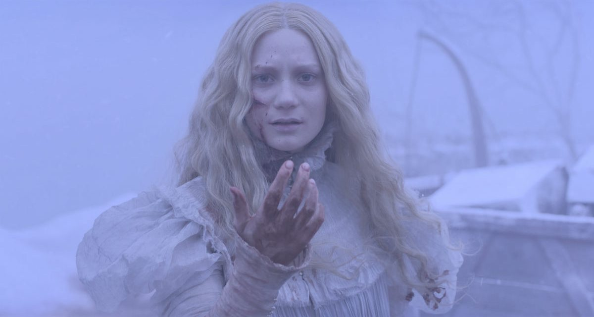 Guillermo del Toro's CRIMSON PEAK Movie Trailer